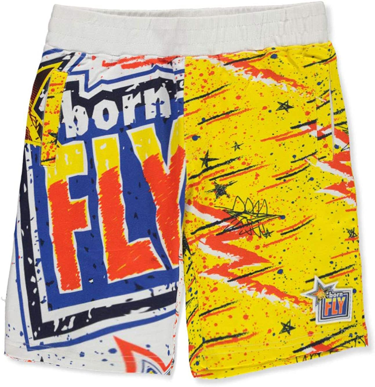 Born Fly Ranking TOP18 Little Boys' Toddler Color Storm Shorts - Cheap SALE Start Athletic Mult