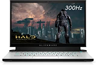 New Alienware m15 R3 Gaming Laptop, 15-Inch 300hz 3ms FHD Display, Intel Core i7-10th Gen, Nvidia GeForce RTX 2080 Super 8...