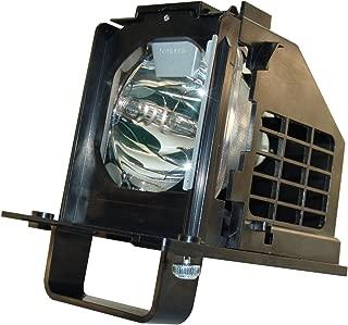 AuraBeam Mitsubishi 915B441001 915B441A01 TV Replacement Lamp with Housing