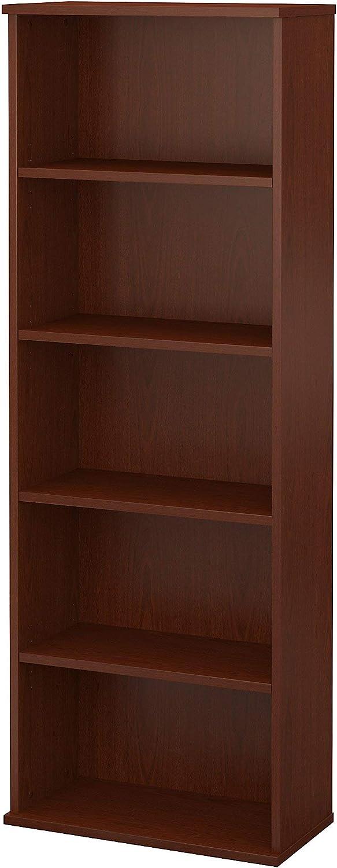 Bush Furniture Commerce Ranking TOP10 2021 model Bookcase Shelf 5