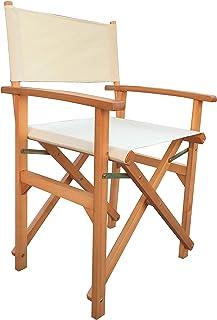 Amazon.es: sillas plegables madera