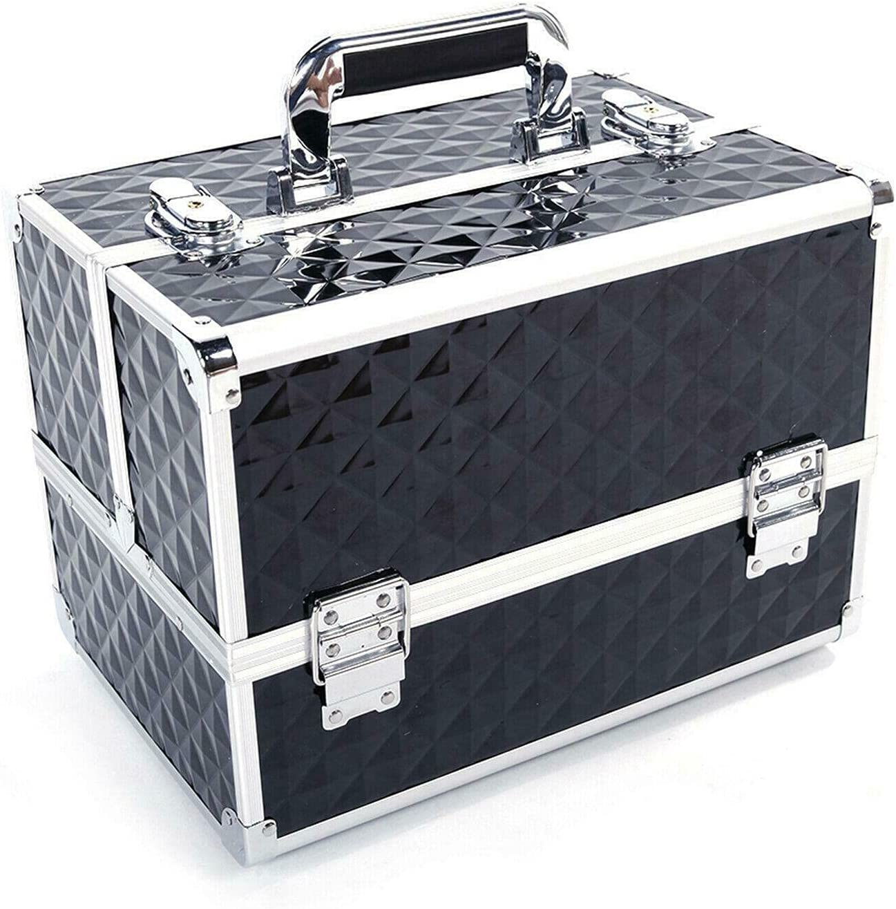 Portable Makeup online shopping Case Bag Cosmetic Storage Ranking TOP13 Jewelry Lock Organizer