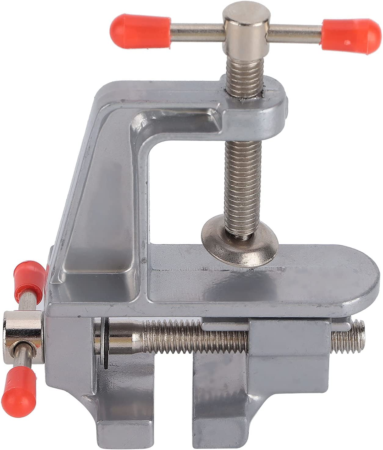 Ladieshow low-pricing Mini Bench Vise Table price Opening 1.1in Jaw Clamp Tab