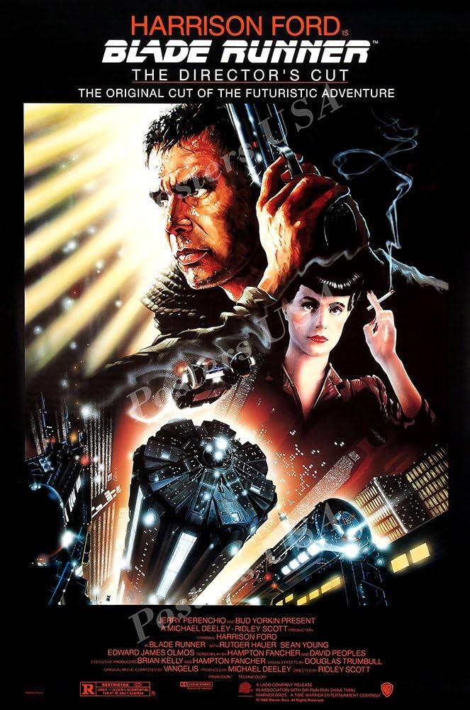 Blade Runner 2049 24x16//24x36inch Movie Silk Poster Art Print Wall Decoration