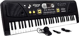 Toyshine Kids Piano Keyboard 61 Keys Multi-Function Portable Piano Keyboard Electronic Organ with Charging Function - 2