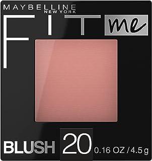 Maybelline New York Fit Me Blush، Mauve، 0.16 اونس