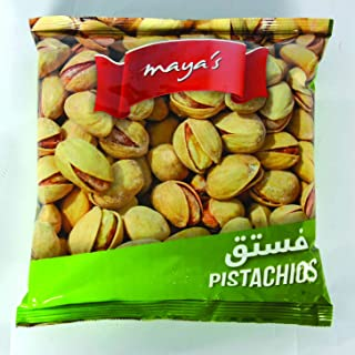 Maya's Salted Pistachos Packet 300gm