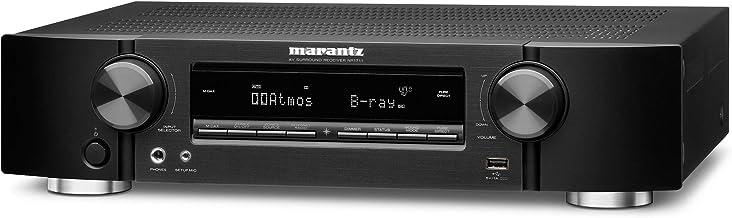マランツ NR1711/FB 8K/60p/MPEG-4/AAC/HDR10+/eARC AVサラウンドレシーバー/ブラック NR1711/FB