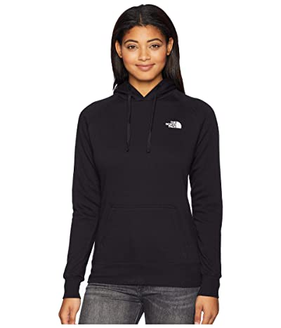The North Face Red Box Pullover Hoodie (TNF Black/TNF White) Women