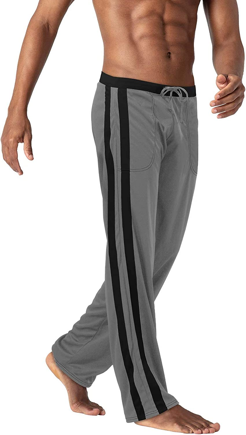 BIYLACLESEN Men's Running Pants Lightweight Quick Max Some reservation 86% OFF Loose Fit Dry