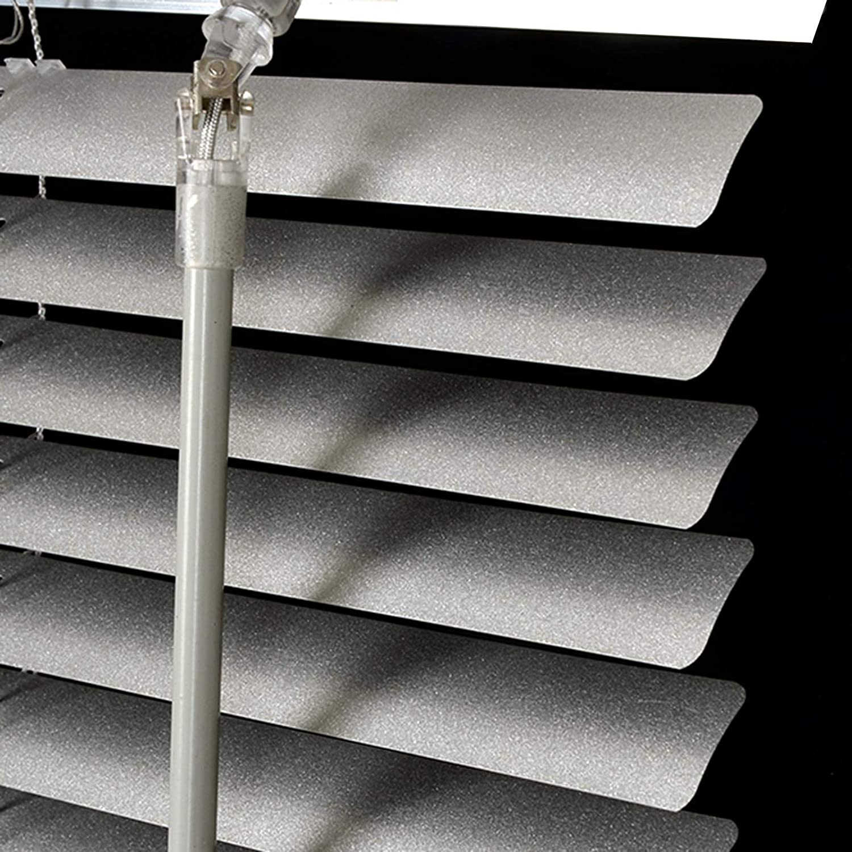 JLXJ Bathroom Kitchen Aluminum Venetian Mini Grey Blinds Sales of SALE items from new works Dedication Blacko