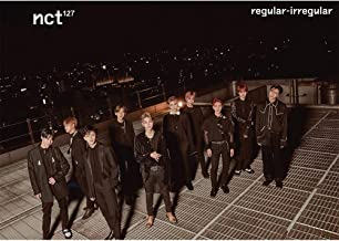 Youyouchard Kpop NCT 2019 NCT 127 New Album NCT 127 Regular-Irregular Poster Official Supported Poster for NCT U NCT 127 NCT Fans Collection, 16.5×11.8IN