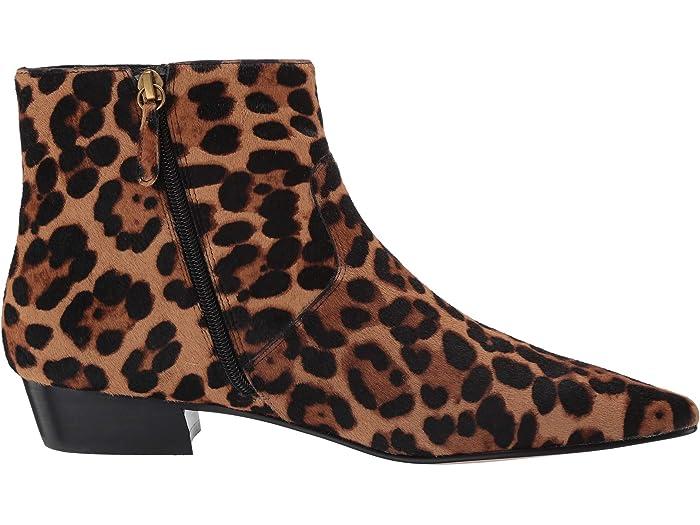J.crew Savannah Boot Rich Mahogany Haircalf Boots
