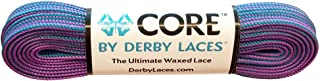 Best Derby Laces CORE Narrow 6mm Waxed Lace for Figure Skates, Roller Skates, Boots, and Regular Shoes Review