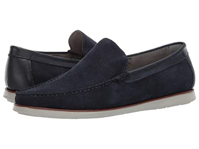 Kenneth Cole New York Cyrus Slip-On B (Navy) Men