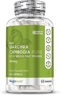 comprar comparacion Garcinia Cambogia Pura 1000mg | Quemagrasas Potente Para Adelgazar, Suplemento Natural Termogénico de Alta Potencia para P...