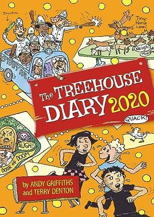 The 117-Storey Treehouse: Diary