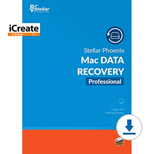 Stellar Phoenix Mac Data Recovery Professional [Download]