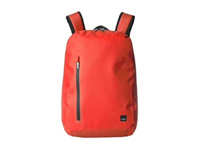 KNOMO London Thames Harpsden Backpack (Flash Orange) Backpack Bags
