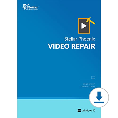 Stellar Phoenix Video Repair [Download]