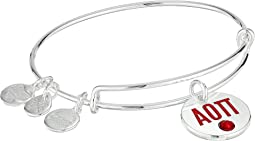 Color Infusion Alpha Omicron Pi II Bangle
