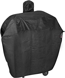 Stanbroil Heavy Duty Full Size Waterproof Wood Pellet Grill Cover for Camp Chef Patio Cover DLX...
