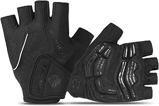 INBIKE Cycling Gloves Men Mountain Bike 5MM Gel Pad Shock-Absorbing Anti- Slip Breathable MTB DH Road Bicycle Gloves