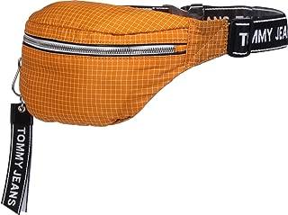 Tommy Hilfiger Tjm Logo Tape Ripstop Bumbag, Russet Orange, 27 cm Am0Am04926