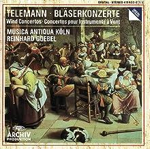 Telemann: Wind Concertos