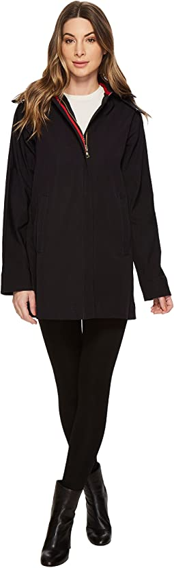 Vince Camuto Hooded Trench