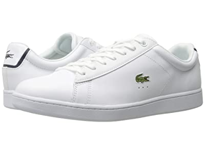 Lacoste Carnaby EVO BL 1 (White) Men