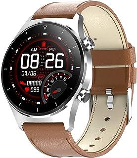 E13 Smart Watch, Bluetooth Waterdichte Call Smartwatch Heren Dames Sport Polsband Hart Rate Slaap Monitoring GPS Fitness T...