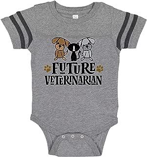 inktastic Vet Future Veterinarian in Training Infant Creeper
