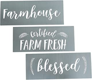 farmhouse sign stencils