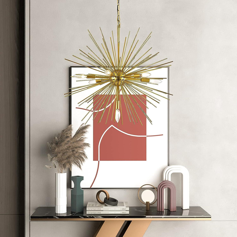 Maxax Sputnik Chandelier Ceiling Light Lights 2021 model Firework Gifts 7 Pendan