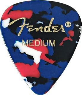 Fender フェンダー ピック 351 PICKPACK,CONF MED 12 PICK