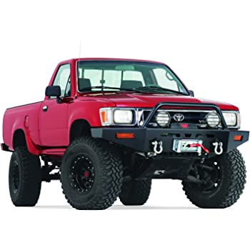 WARN 68450 Rock Crawler Front Bumper for Toyota Pickup (1989-1995)
