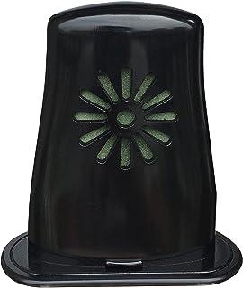Soarun Acoustic Guitar Humidifier - Easy to Eliminate Fret & Wood Cracks (Black)