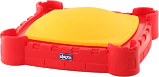 Chicco by Mondo 30600 Castle Sandblaster with Red Roof Yellow