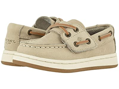 Sperry Kids Sperry Cup II Boat (Toddler/Little Kid) (Oatmeal) Boy