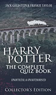 Harry Potter - The Complete Quiz Book: Collector's Edition