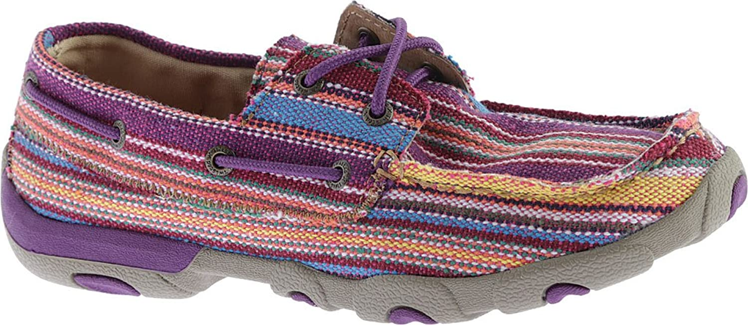 Twisted X Boots Women's WDM0047 Boat shoes