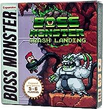 Boss Monster Crash Landing Board Game