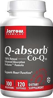 Jarrow Formulas - Q-absorb Co-Q10, 100 mg, 120 Softgels