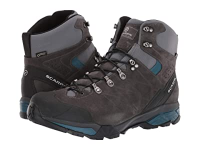 Scarpa ZG Trek GTX (Titanium/Lake Blue) Men