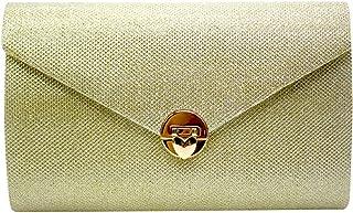 Wiwsi Women Female Handbag Party Evening Envelope Wallets Clutches Purse Fashion