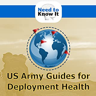 US Army Guides for Deployment Health