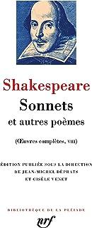 Sonnets et autres poèmes