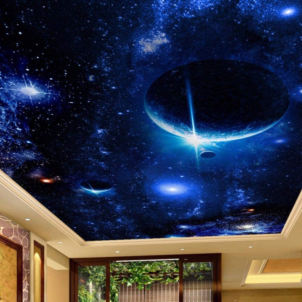 Year-end annual account Modern Wallpaper 3D Wall Murals for Ceiling Room favorite St Mural Living