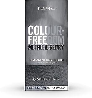 Knight & Wilson Colour Freedom Metallic Glory Graphite